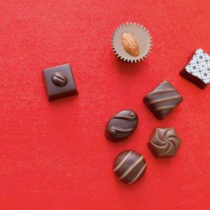 ヴィタメールのようなチョコレート