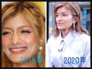 ローラの顔比較