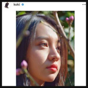 koki 2020年3月のインスタ