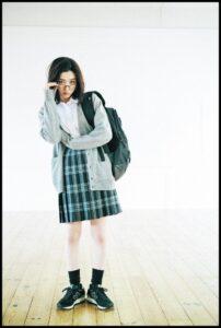 永野芽郁の出身高校はクラーク記念国際高等学校