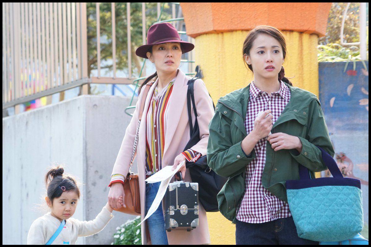 板谷由夏と沢尻エリカの共演画像
