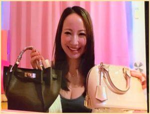 TOKIOカケルヨガインストラクターカズエのバッグ