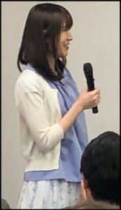 山口恵梨子のカップやスリーサイズ・身長や体重は