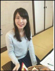 可愛い山口恵梨子のカップやスリーサイズ