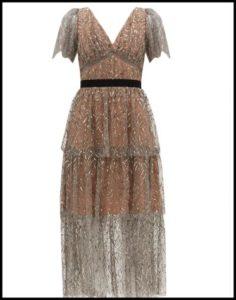 吉岡里帆のドレスのブランドはセルフポートレート