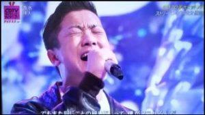 2020年12月21日CDTV出演の瑛人