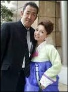 門倉健の嫁は韓国人?