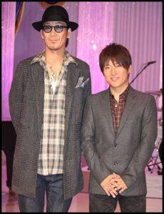 黒田俊介と嫁はコブクロ結成前から交際していた