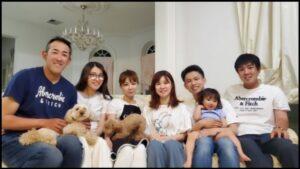 門倉健の家族構成・子供は3人